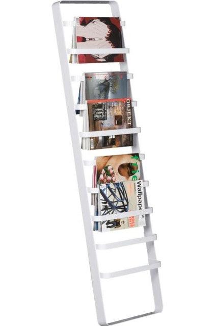 Modern Magazine Racks by CB2