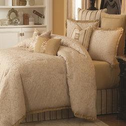 Bedroom Bliss - Carlton Bedding Set