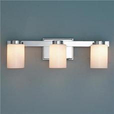 Contempo Loft Bath Light - 3 light 3 finishes - Shades of Light