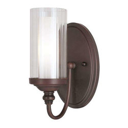 Trans Globe Lighting - Trans Globe Lighting 3921 Wall Sconce In Rubbed Oil Bronze - Part Number: 3921