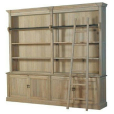 Traditional Bookcases by Eden Home and Garden