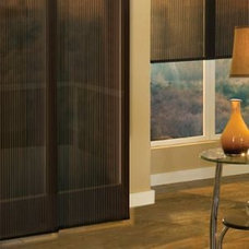 Contemporary Vertical Blinds by Blindsgalore