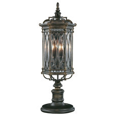Traditional Post Lights by Masins Furniture