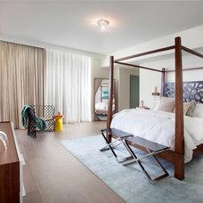 Modern Bedroom by DKOR Interiors Inc.- Interior Designers Miami, FL
