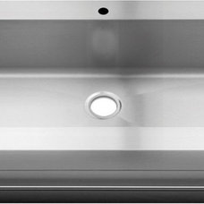 Contemporary Kitchen Sinks by Fixture Universe