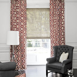 Smith and Noble Pinch Pleat Drapery - Panels and drapery add dimension to any window. That's why drapes and curtains are the treatments of choice for showcase settings like living rooms, formal dining rooms or an intimate master bedroom. Starting at $158+