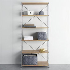 Contemporary Wall Shelves by Crate&Barrel