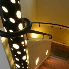Contemporary Floor Lamps by MusaDesign Interior Design