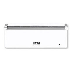 "Viking Professional 27"" Warming Drawer, White 