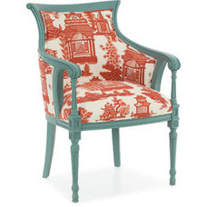 Eclectic Chairs by Barbara Schaver @ Furnitureland South
