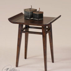 "Modern Side Tables And Accent Tables by Santa Monica Bay Lighting Since ""1976"""
