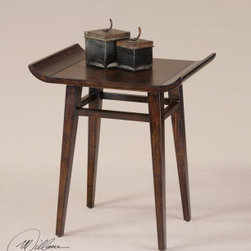 "24123 Ryozo, Accent Table by uttermost - Get 10% discount on your first order. Coupon code: ""houzz"". Order today."