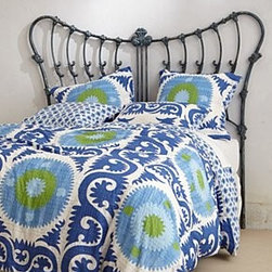 Anthropologie - Yalova Duvet - *Cotton voile