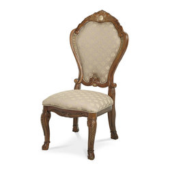 Cortina Fabric Side Chair