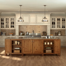 Kitchen Cabinets by Mid-Cape Home Centers