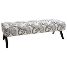 Contemporary Dining Benches by Great Deal Furniture