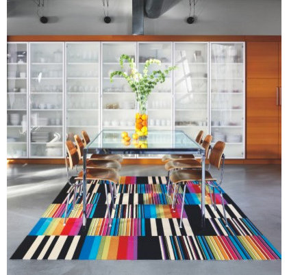 Modern Carpet Tiles by FLOR