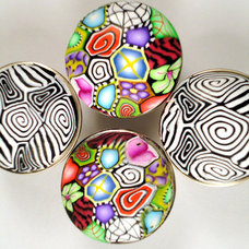 Eclectic Cabinet And Drawer Knobs by Etsy