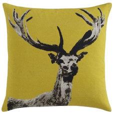 Modern Pillows by CB2