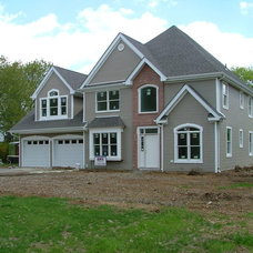 Exterior Elevation by Stonewood Construction & Design Co. LLC.