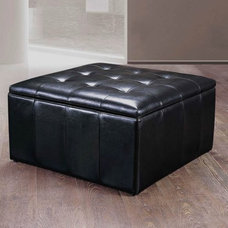 Contemporary Ottomans And Cubes by Hayneedle