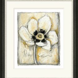 None - Jennifer Goldberger 'Blooms' Limited Edition Giclee Print - Artist: Jennifer GoldbergerTitle: BloomsProduct Type: Framed Paper