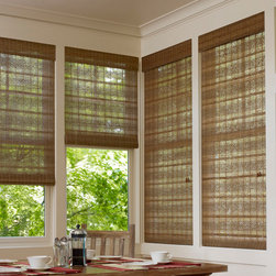 Woven Wood Shades - Kathy Ireland by Alta