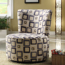 Modern Living Room Chairs by FurnitureNYC