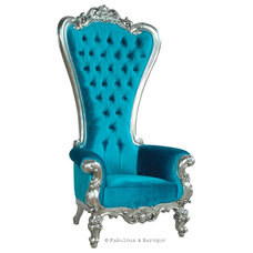 Eclectic Chairs by Fabulous & Baroque, LLC