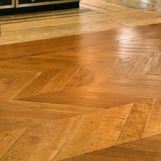 Traditional Hardwood Flooring by Paul Anater