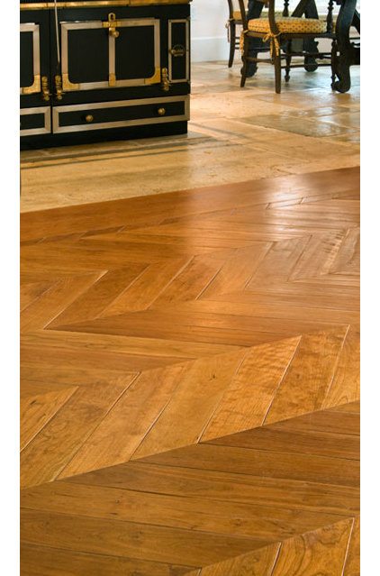 Traditional Wood Flooring by Paul Anater