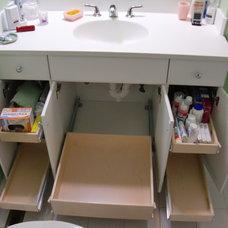 Bathroom Cabinets And Shelves by ShelfGenie of Massachusetts