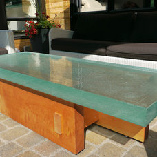 Modern Coffee Tables by ThinkGlass