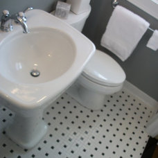 Traditional Wall And Floor Tile by Cabinet-S-Top