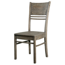 Rustic Dining Chairs by Masins Furniture