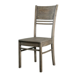 Four Hands - Toscana Dining Chair - If simple elegance is your style — and environmentalism is in your soul — this dining chair is sure to suit. Crafted of responsibly harvested pine, it boasts a sun-dried wheat finish that's versatile enough to be integrated into almost any color scheme.