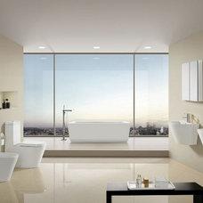 Modern Toilets by Toronto Vanity