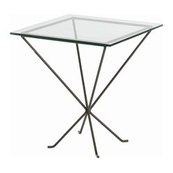 Donovan Side Table By Arteriors