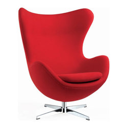 Egg Chair Reproduction - Inspired by Arne Jacobsen's 1958 Egg chair.