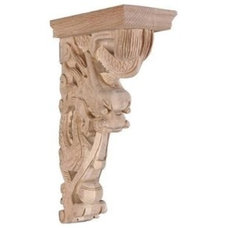 Asian Corbels by Van Dyke's Restorers