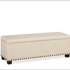 Contemporary Bedroom Benches by Pottery Barn