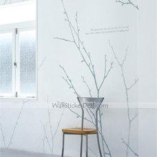 Modern Wall Decals by WallStickerDeal.com