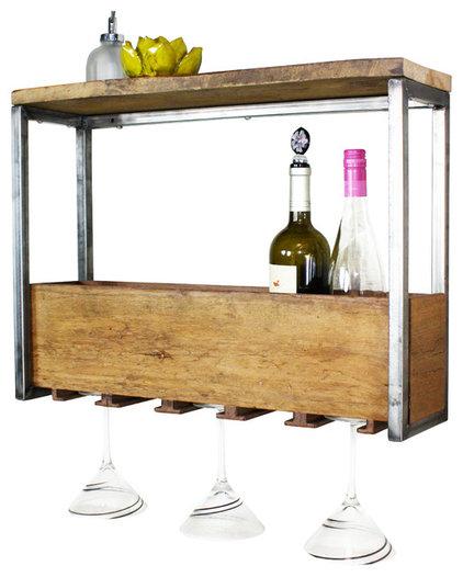 Industrial Wine Racks by what WE make