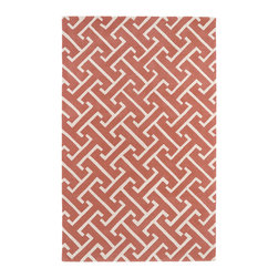 "Kaleen - Kaleen Revolution Collection REV04-92 2'3"" x 8' Pink - The color Revolution is here! Trendy patterns with a fashion forward twist of the hottest color combinations in a rug collection today. Transform a room with the complete color makeover you were hoping for and leaving your friends jealous at the same time! Each rug is hand-tufted and hand-carved for added texture in India, with a 100% soft luxurious wool."