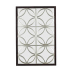 Kenroy - Kenroy 60016 Gable Wall Mirror - With a classic garden look, Gable will make a brilliant decorative statement in any room.