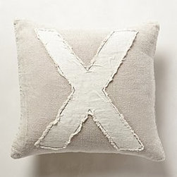 Anthropologie - Sentimentalist Pillow - *Back zip