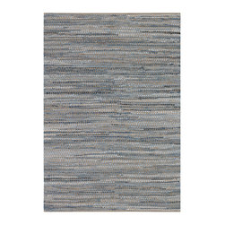 Couristan - Nature'S Elements Skyview Rug 7196/5102 - 5' x 8' - These eco-friendly, flatwoven area rugs will add the perfect casual design element to any interior in the home. Their rustic, mellow aesthetic has been designed to add new life to interiors that are themed around artisan-crafted decor. Perfect for casual dens to inspired sunrooms these lightweight and versatile area rugs can be used in a multitude of spaces as subtle accent pieces.