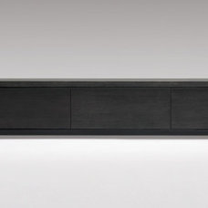 Contemporary Media Storage by AT HOM