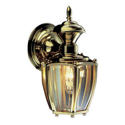 """Design House - Design House 501478 Jackson 1 Light Ambient Lighting Outdoor Fixture 5-1/2"""" W x - Design House Jackson Outdoor Down LightThe Jackson Outdoor Lighting Collection Is Traditional Early American Style Designed To Compliment Any Home."""
