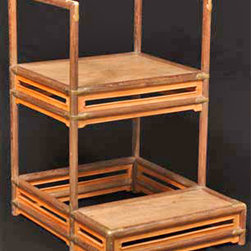 Asian chairs, Asian benches, Asian stools - Chinese Rose Chair